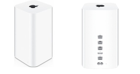 Обзор Apple Time Capsule на 3TB